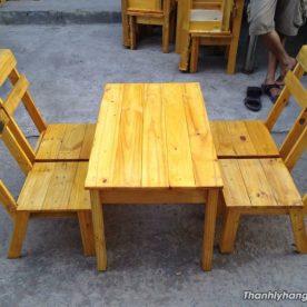 bàn ghế quán cafe giá rẻ tại TPHCM