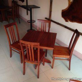 thanh lý bộ bàn ghế nhà hàng cao cấp