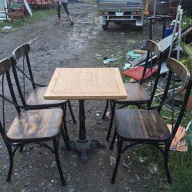 bàn ghế cafe thanh lý mẫu mới - bàn ghế cafe thanh lý mẫu mới