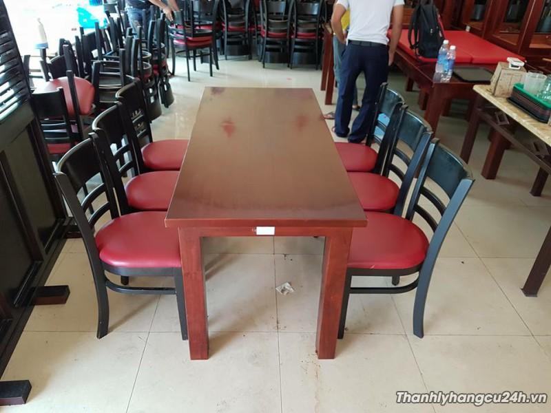 Bàn ghế nhà hàng giảm giá - Bàn ghế nhà hàng giảm giá