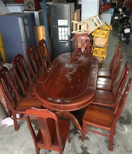 Bộ bàn 10 ghế