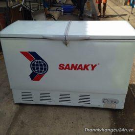 Thanh lý tủ đông sanaky 400l
