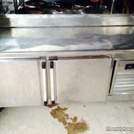 Thanh lý bàn lạnh nhà hàng