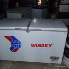 Thanh lý tủ đông Sanaky 405L