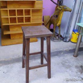 Thanh lý ghế bar gỗ cao