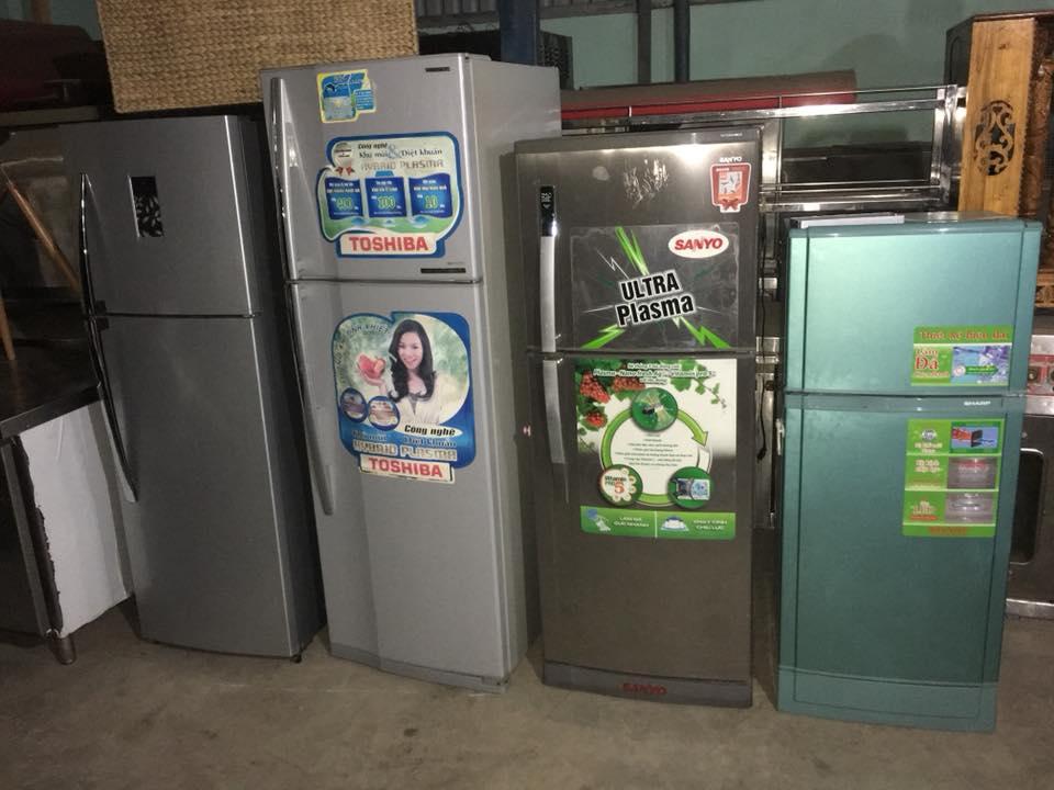 Tủ lạnh thanh lý mới 99%