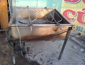 lò nướng vịt quay