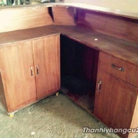 Mua bán quầy bar gỗ